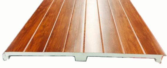 Panel TJ 30mm acabado madera